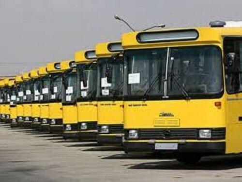اتوبوسهای قزوین رایگان میشود