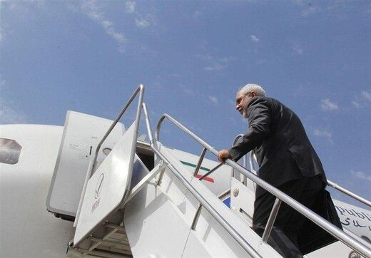 FM Zarif due in Moscow soon