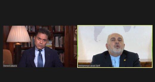ظریف در شورای روابط خارجی آمریکا:ایران برای مساله مذاکره شده، دوباره گفتوگو نخواهد کرد/نمیخواهم تهدید کنم، اما پرونده شهید سردار سلیمانی بسته نیست