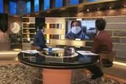 ببینید | کنایه مجری تلویزیون به عضو شورای شهر تهران روی آنتن زنده