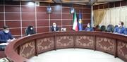 تقدیر از همسر شهید بابائی در شرکت توزیع برق استان سمنان