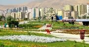آبیاری ۴۰ درصد فضای سبز ارومیه به صورت شیوههای نوین آبیاری