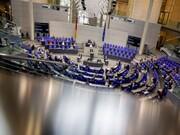 کشف بسته مشکوک پارلمان آلمان را به هم ریخت