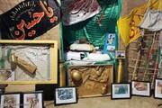 نمایشگاه اقتدار ۴۰ و ارائه دستاوردهای دفاع مقدس در گلستان برپا شد