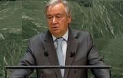 آغاز هفتاد و پنجمین مجمع عمومی سازمان ملل/گوترش: جهان در مسیری خطرناک است