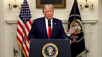 سخنرانی مجازی ترامپ در مجمع عمومی سازمان ملل: چین بابت کرونا باید پاسخگو باشد/تحریمهای فلجکننده علیه ایران وضع کردیم
