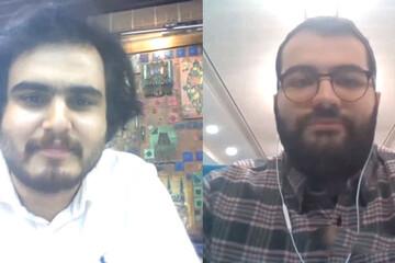 ببینید | روایت یک ایرانی مقیم در انگلیس از شریط زندگی کرونایی