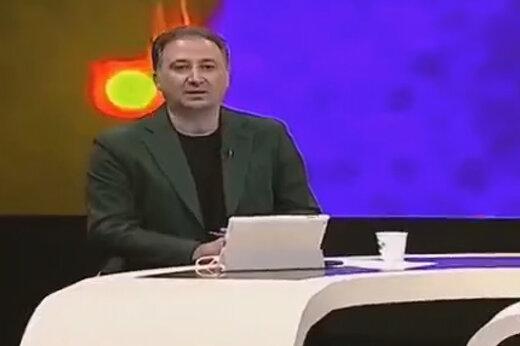 ببینید | واکنش مجری تلویزیون به دریافت دنا پلاس توسط نمایندگان مجلس