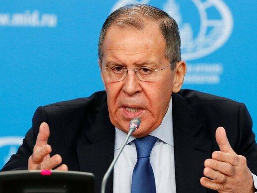 لاوروف خواستار گفتگو بین ایران و کشورهای عربی شد