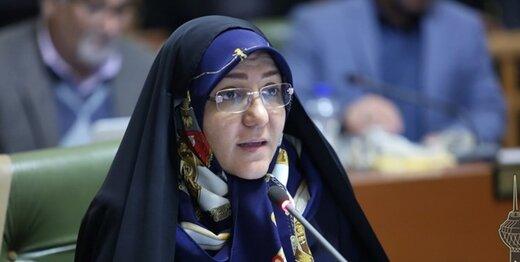 درخواست از حناچی برای انتخاب شهرداران زن در مناطق مختلف تهران