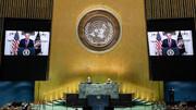 ترامپ،پوتین،شی و مکرون در سازمان ملل درباره ایران چه گفتند؟