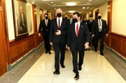 وزیر جنگ رژیم صهیونیستی در آستانه انتخابات در آمریکا چه میکند؟