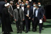 ببینید | حواشی جلسه علنی مجلس شورای اسلامی