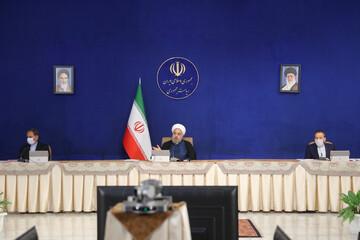 روحانی: جنگ اقتصادی را شوخی نگیریم /برخی خارجنشینها عصبانیاند