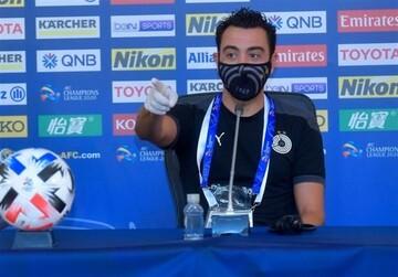 صحبت های ژاوی قبل از بازی با فولاد خوزستان