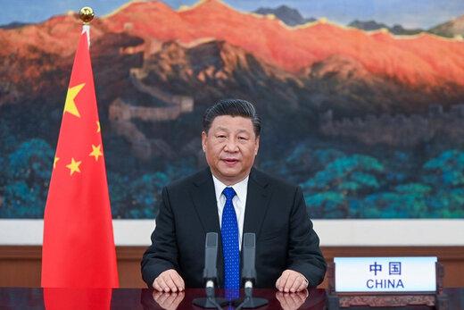 رییس جمهور چین: سال آینده مرحله جدیدی را آغاز خواهیم کرد