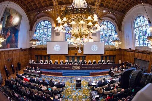 درخواست محرمانه اسرائیل از دادگاه لاهه