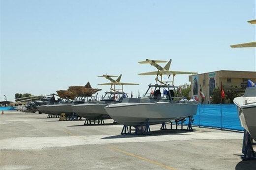 ببینید | قابل توجه دشمنان ایران اسلامی؛ الحاق ۱۸۸ فروند پهپاد و بالگرد به نیروی دریایی سپاه