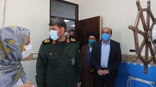 افتتاح مرکز درمانی شهدای بسیج گچساران / تصاویر