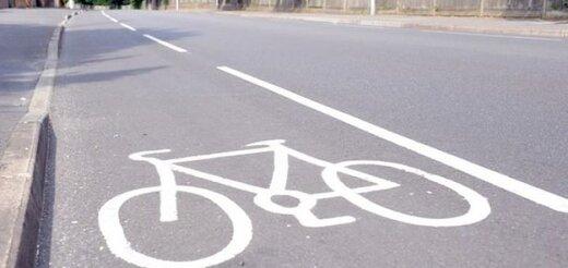 ساخت مسیر دوچرخهسواری در اتوبان همت