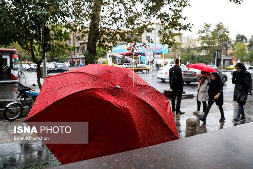 شهرداری تهران برای مهار بارشها آمادگی کامل دارد
