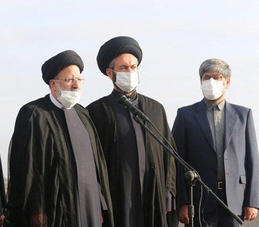 رئیس دستگاه قضا: برای شنیدن سخنان مردم ، دغدغههای مردم و مسولان به استان اردبیل سفر کردهایم