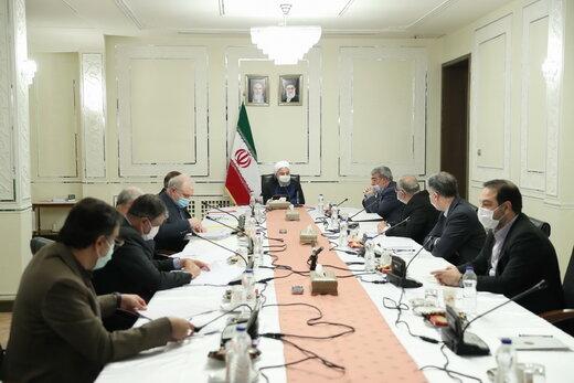 دستور روحانی برای تشدید نظارتهای ضدکرونایی و مجازات متخلفین