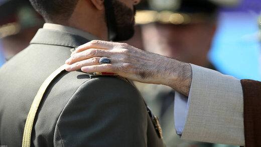 سردار سپاه که همیشه لباسهایش وصلهدار بود /کدام شهدا مفتخر به دریافت درجه از مقام معظم رهبری شدند؟ +عکس