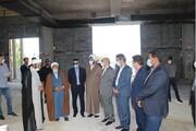 بازدید مدیرعامل منطقه آزاد قشم از پروژه های عمرانی و گردشگری