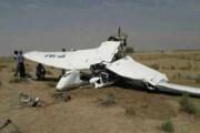 ببینید | اولین ویدیو از سقوط هواپیمای تک موتوره در نظرآباد
