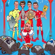 پادشاه جدید فوتبال اروپا را ببینید!