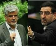 مناظره توئیتری دو نماینده سابق و فعلی مجلس/ محمود صادقی:ملت ایران به اینها رأی ندادند؛ امیرآبادی: خودت در دوره دهم همه چیز گرفتی
