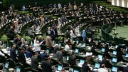 واکنش یک نماینده به بداخلاقی در مجلس: مردم،دعوا و درگیری و فحاشی را نمی خواهند