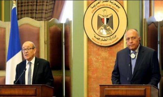 فرانسه: راهکار دو کشوری جایگزین ندارد/طرح الحاق تعلیق شود