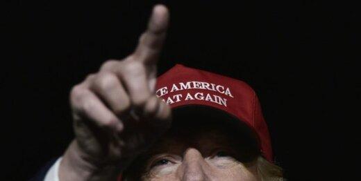 انتقاد از ترامپ موجب عدم تحویل جایزه به یک روزنامهنگار شد