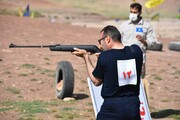 اولین دوره مسابقات سه گانه نیروهای مسلح منطقه آزاد ماکو برگزار شد