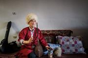 رحیم خیوهلی، یکی از پیشکسوتان موسیقی ترکمن درگذشت
