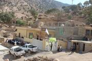 در راستای پویش طرح آجر به آجر مدرسه ۲ کلاسه علوی شهید رخشان روستای بورک شهرستان مارگون افتتاح گردید
