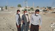 رفع تصرف ۳۷۰۰ مترمربع از اراضی ملی و دولتی در جزیره قشم