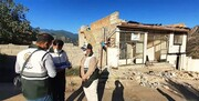 زلزله گلستان تلفات جانی نداشته است