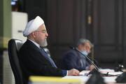 روحاني يهنئ الرئيس التركمانستاني بذكرى استقلال بلاده