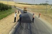 بهسازی آسفالت ۲۲۸ کیلومتر از محورهای مواصلاتی آذربایجانغربی