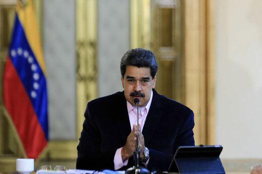 مادورو: همکاریهای دفاعی با ایران ادامه دارد