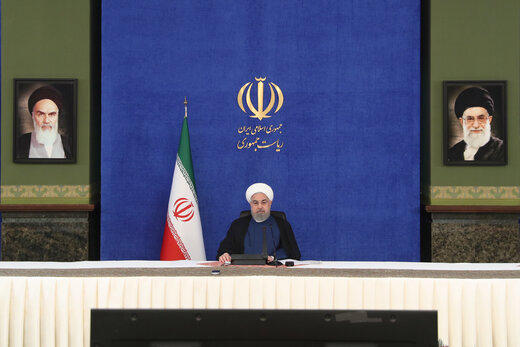 Rouhani strongly protests to White House for inhumane sanctions, crimes against humanity