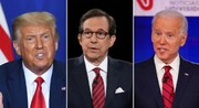 جزئیات اولین مناظره بایدن و ترامپ