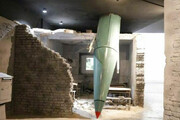 عکس | یادآوری خاطره تلخ اما واقعی از جنایت صدام علیه کودکان یک مدرسه در پارک ملی هوافضا