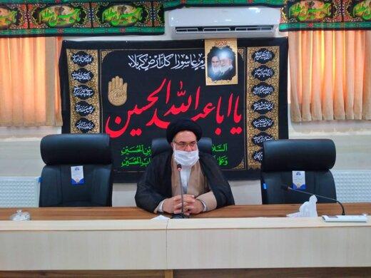 برگزاری همایش فرهنگی شهرکهای سازمانی منطقه ۳ سپاه در یاسوج  ( + تصاویر )