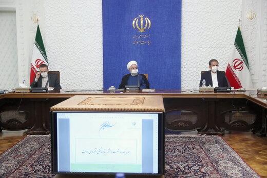 دستور مهم روحانی: هیچ کالایی نباید در گمرکهای کشور معطل بماند