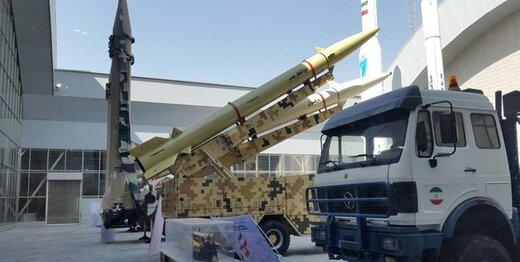 تصویر جدیدترین موشک سپاه را برای اولین بار ببینید /نسل جدید ذوالفقار آمد