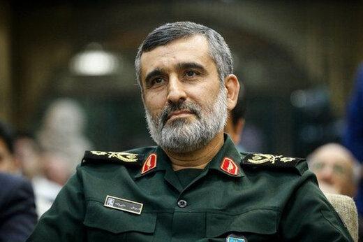 نسخه داخلی حل مشکلات از نگاه فرمانده هوافضای سپاه